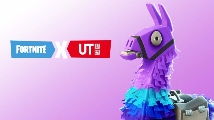 UNIQLO Fortnite UT 系列登場  藝術元素融入成人 UT / 連帽衛衣