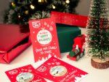 維記聖誕擦擦卡  開心擦出節日驚喜過聖誕