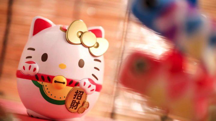 7-Eleven x Sanrio characters 限量新年別注版圓咕碌 Hello Kitty 及 My Melody 陪過新年