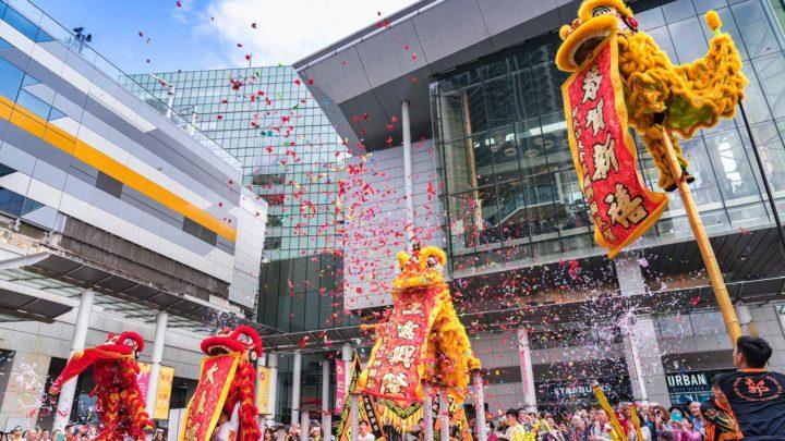 東薈城名店倉新春呈獻「 竹福滿滿 」  換領「 竹福滿滿 」利是封