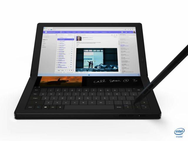 Lenovo ThinkPad X1 Fold 【 CES 2020 】