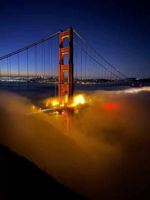 Apple 夜間模式攝影大賽  iPhone 夜拍相片