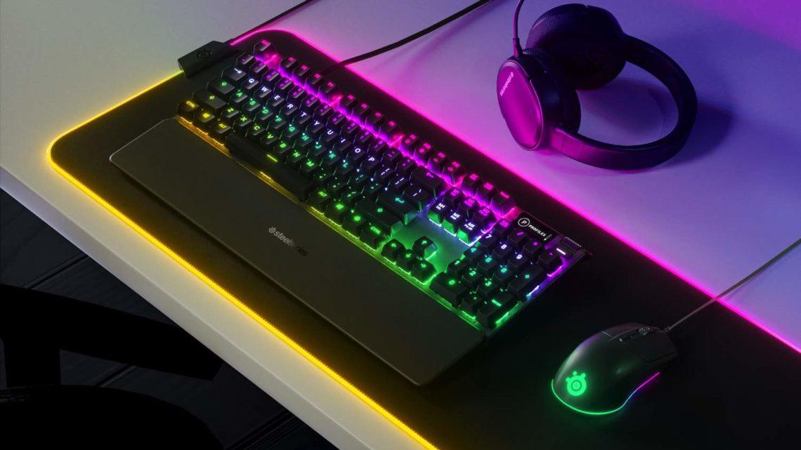 SteelSeriesRival 3、Apex 3及Apex 5電競鍵盤登場 全方位照顧業玩家