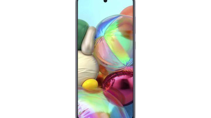 Samsung Galaxy A71 / A51 中階登場  後置四鏡頭超長續航力電池