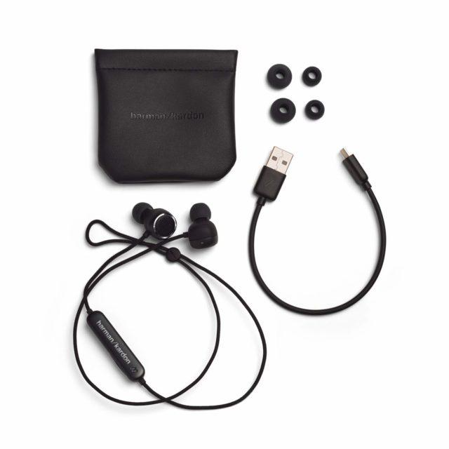 Harman Kardon FLY 系列耳機 40mm 驅動單元主動降噪隔絕噪音