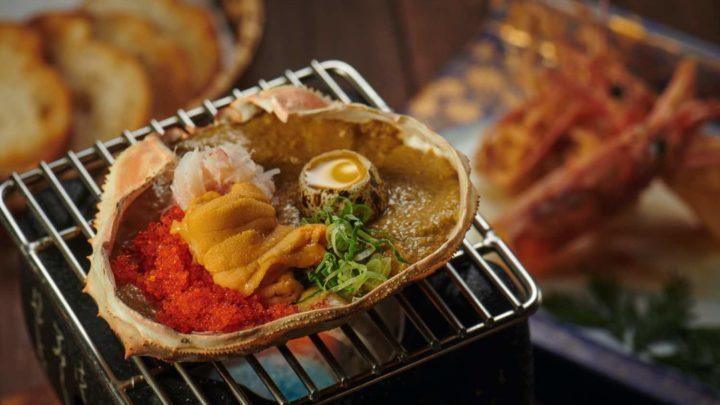 日式料理餐廳「  Gyotaku 魚作 」推春季嘗味餐目 魚鮮搭清酒昇華鮮味
