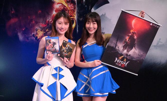 戰國動作 RPG《 仁王2 》 1 月 15 日起接受預訂送 A2 雙面掛軸
