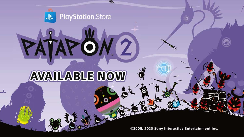 home office 手痕想打機? 《 PATAPON2 Remastered 》 1 月 31 日發售