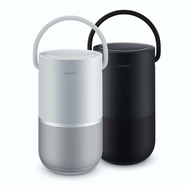 Bose便攜式智能喇叭   集 Wi-Fi、AirPlay 2及Spotify Connect 於一身