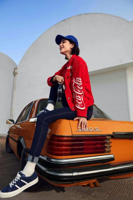 Lee X Coca Cola Real Buddies 系列