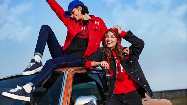 Lee X Coca Cola 聯乘復刻「 Real Buddies 」系列  重新演繹經典設計