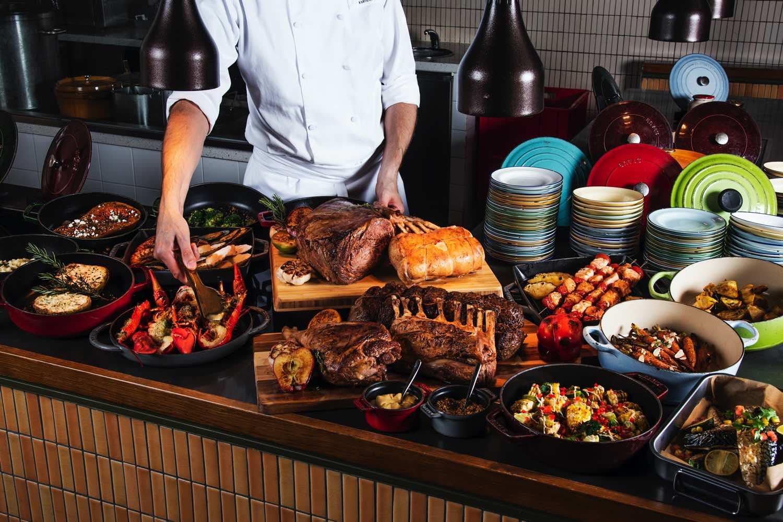 普慶餐廳推出限時快閃優惠   75 折盡享無限量「 海鮮自助餐 」