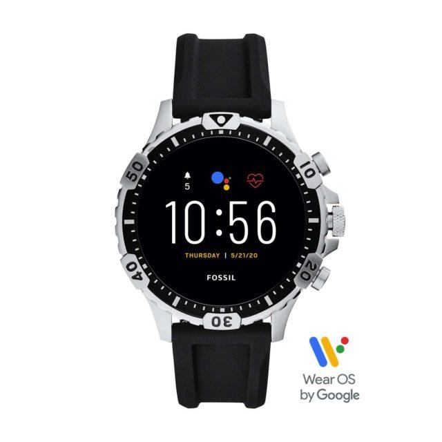 Fossil 2020 年春季復古裝智能錶 情人節轉戴情侶錶