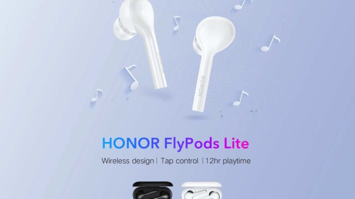 HONOR FlyPods Lite 入門級高性價比真無線耳機  HK$349 開賣