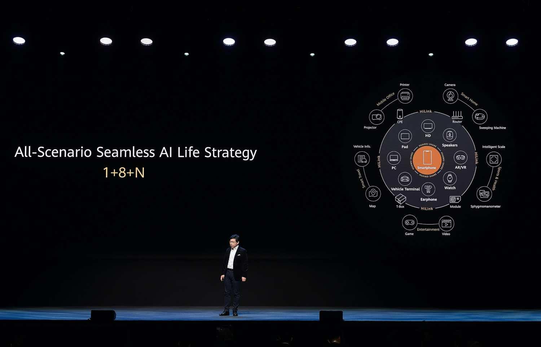 5G 版摺芒手機 HUAWEI Mate Xs 發佈  同場加映 MatePad Pro 5G 現身