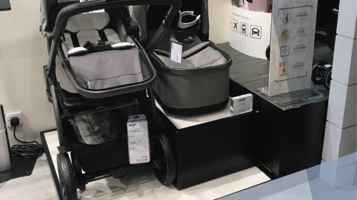 0/3 baby COLLECTION 旺角 MOKO 店清貨低至三折