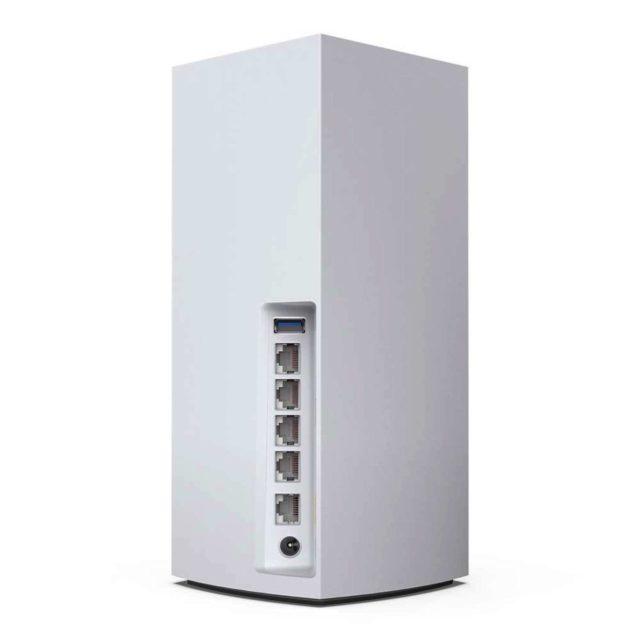 Linksys推出Velop MX5300 WiFi 6 +真Mesh路由器  留家工作打機都啱用