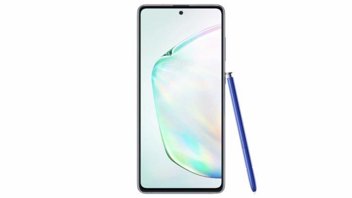 Samsung Galaxy Note10 Lite  HK$4,698 玩 S Pen、專業級相機手機