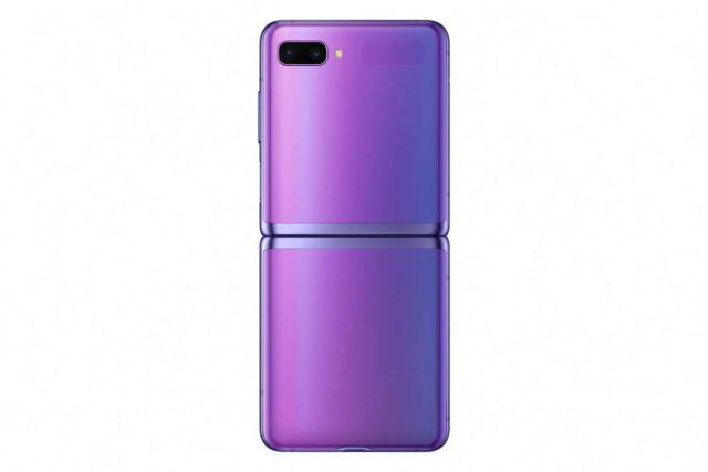 Samsung Galaxy Z Flip 細摺芒率先登陸香港  HK$11,998 重現摺機輕細感