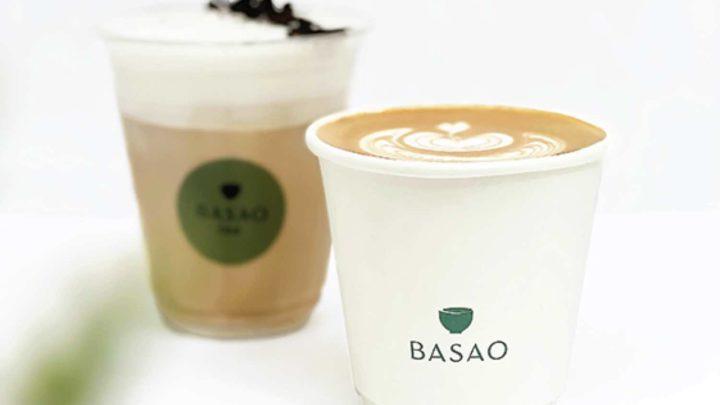 茶飲店 BASAO 推出情人節限定   拿鐵買一送一提神打機?