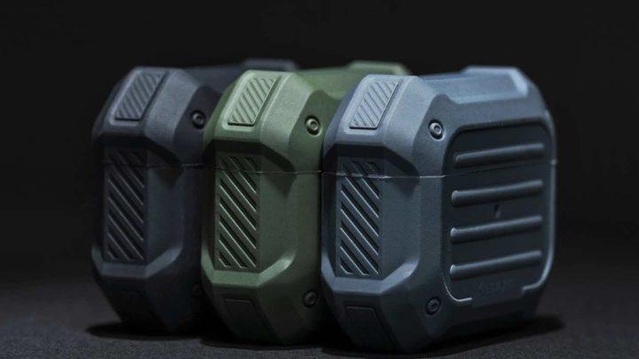 最強 AirPods Pro 保護殼  Spigen Tough Armor 防撞防刮兼容無線充電