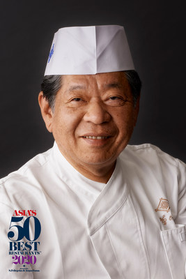 Celebrated Japanese chef Yoshihiro Murata is the winner of the American Express Icon Award 2020. The American Express Icon Award was introduced to the Asia's 50 Best Restaurants awards programme in 2019, honours culinary icons who have made an outstanding contribution to the restaurant industry.