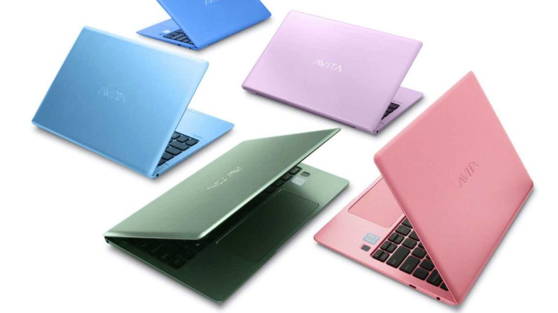 「 停課不停學 」升級版 12.5 吋 AVITA LIBER 「潮玩筆電」助你遙距學習