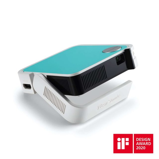 ViewSonic M1 mini LED 口袋投影機  隨身帶著走的迷你私人戲院