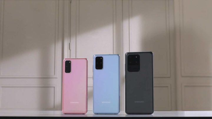 中國移動香港預售全港首部 5G 手機 Samsung Galaxy S20 系列