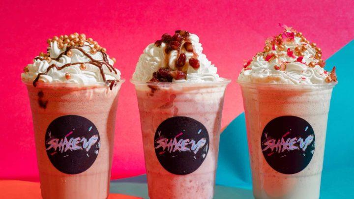 美式奶昔店 Shake Up 第二分店落戶旺角朗豪坊  低糖雪糕系列女士最愛