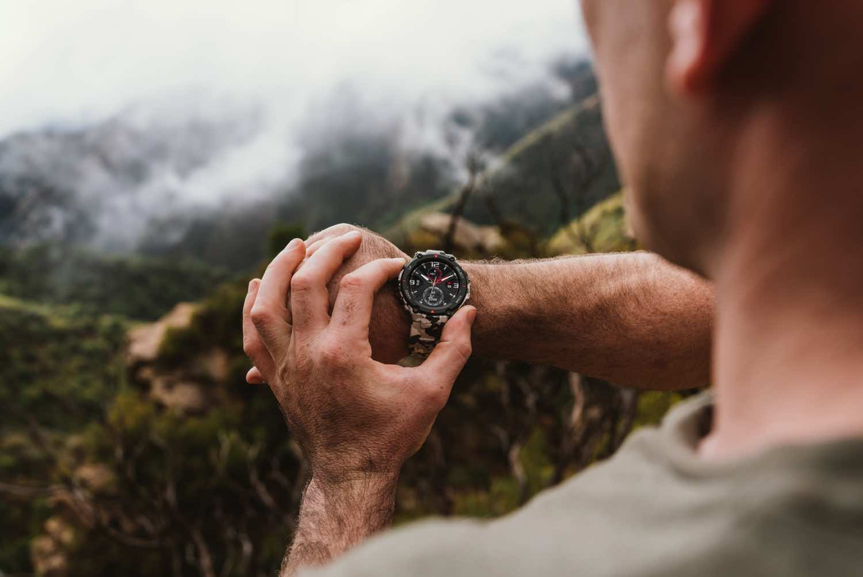 Amazfit T-Rex 軍用級智能運動手錶  20 天超長續航時間征戰曠野