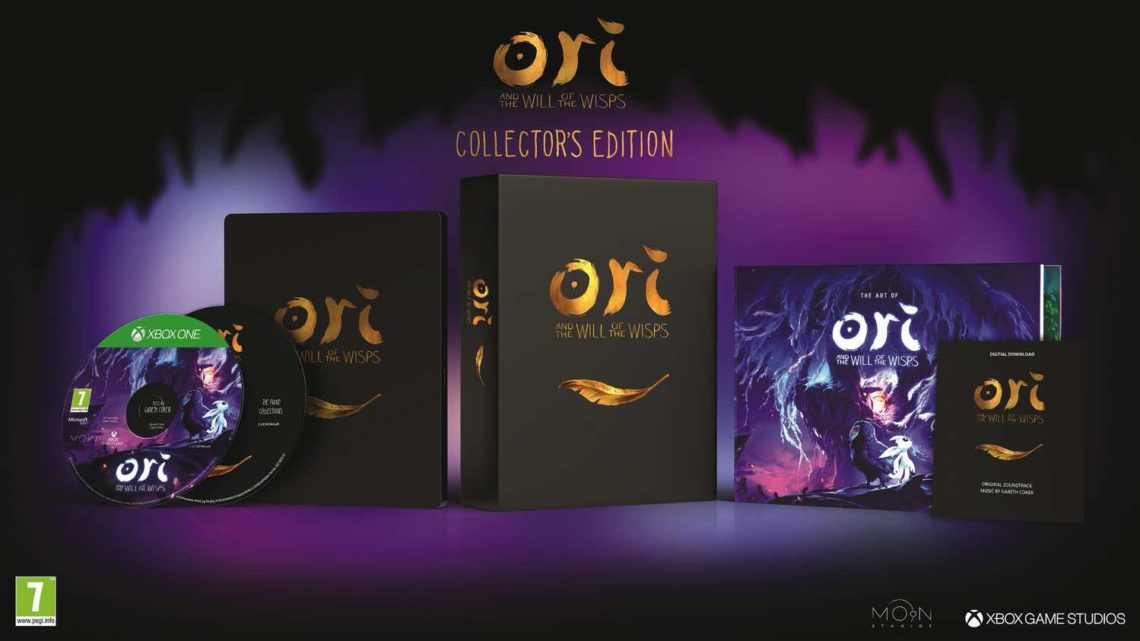 《 Ori and the Will of the Wisps 》本週推出 收藏版售價 HK$349