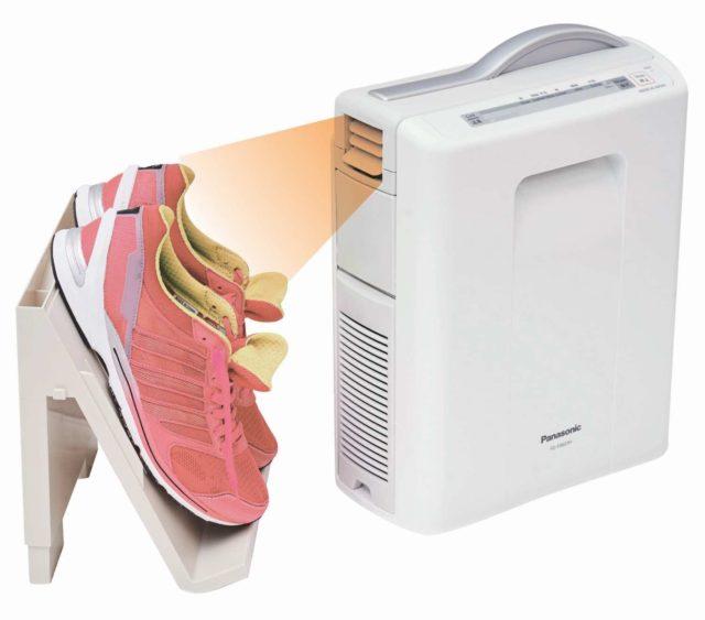 居安防疫乾衣小法寶   Panasonic FD-F06S1H 曬被寶推乾衣連烘鞋套裝