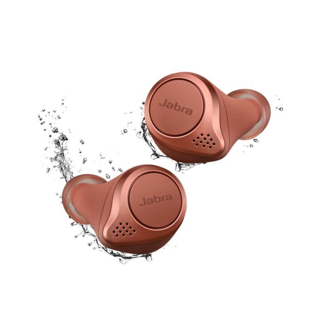 真無線運動耳機 Jabra Elite Active 75t 體積更細每次長聽 7.5 小時