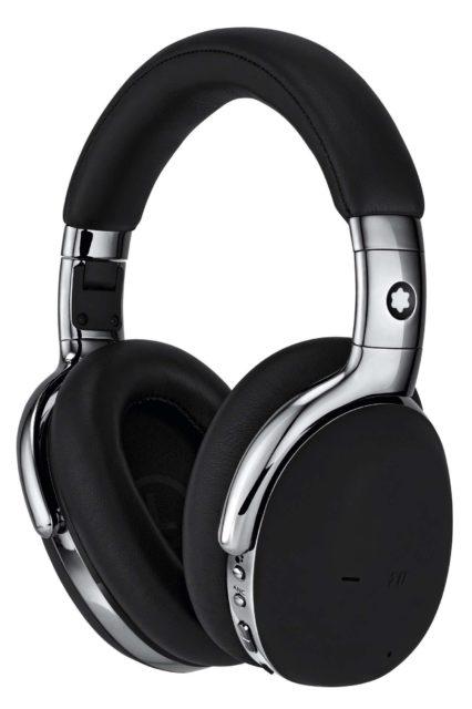 Montblanc 都推出 耳機 ? 專為旅行而設高音質耳罩式無線耳機
