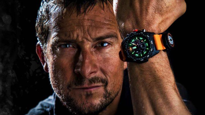 Luminox x Bear Grylls腕錶系列登陸香港  「 永不言棄X爭分奪秒 」精神