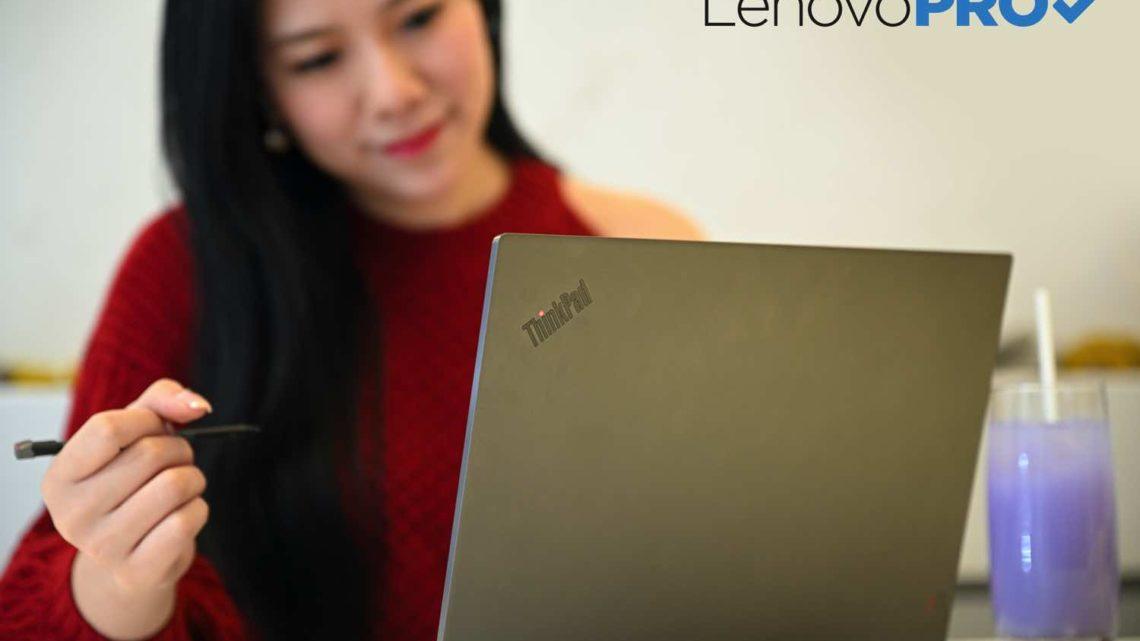 LenovoPRO 推動中小企工作空間轉型  「 Buy & Try 」服務輕鬆升級技術
