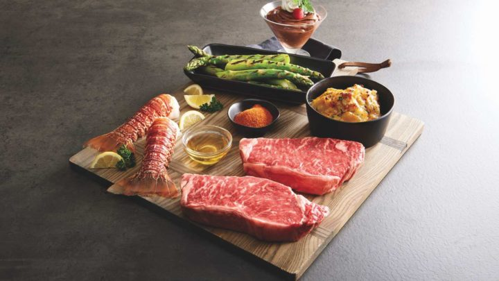 Morton's The Steakhouse 自取牛扒套餐  輕鬆在家炮製大師級浪漫晚餐