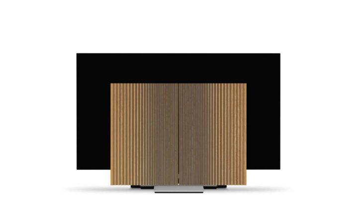 Bang & Olufsen 正式推出 Beovision Harmony  變形電視融入家居設計