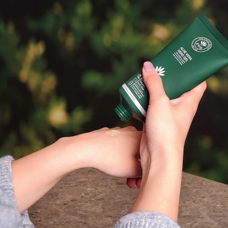 英國 PHB 純天然修護啫喱  解決濕疹、敏感肌或「口罩肌」三大皮膚問題