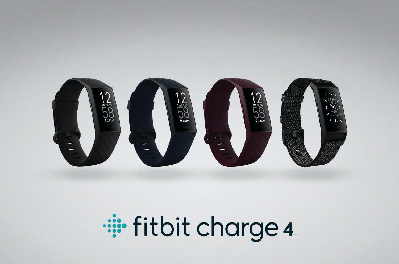 Fitbit Charge 4 內置 GPS 定位 / Spotify   做運動跑山更加方便