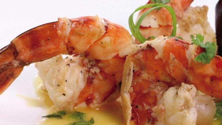 星級大廚 Denice 健康網上食譜  素食、海鮮和家禽樣樣都有