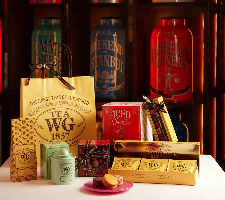 Tea WG 新城市廣場精品店開幕 新店全線限時八折優惠兼推限量福袋