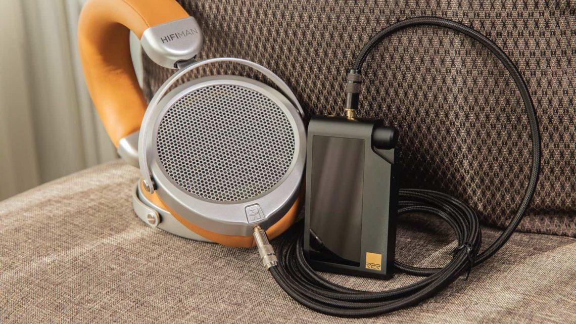 HIFIMAN DEVA 振膜平板無線耳機  享受 USB DAC 的無線播放