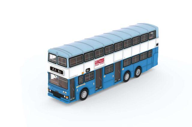 九巴迷留意! 7 仔預購站預購TINY 微影特色巴士模型