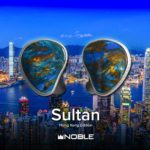 NOBLE AUDIO Sultan 香港別注版 靜電單元提升高頻表現