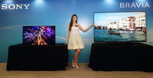 Sony 8K LED Z8H 畫質先決 A9S OLED / X9500H LED 電視系列現身
