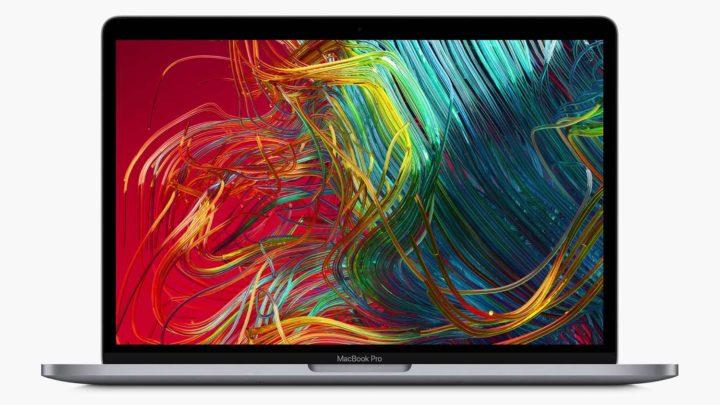 全新 Apple 13 吋 MacBook Pro 2020  儲存空間提升兩倍容量更大