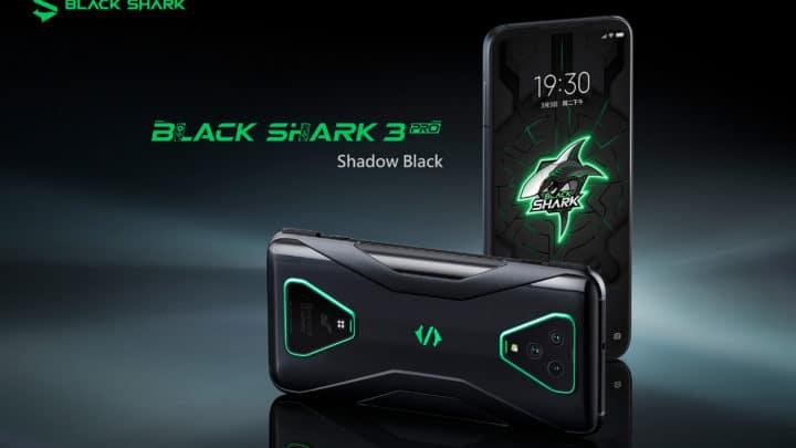 全球首款 5G 電競手機   Black Shark 3 系列登陸香港