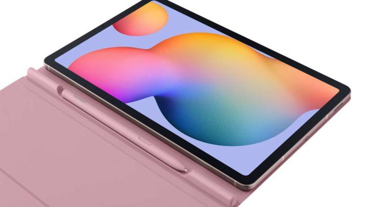 Samsung Galaxy Tab S6 Lite 平價支援 S Pen 大芒平板登場